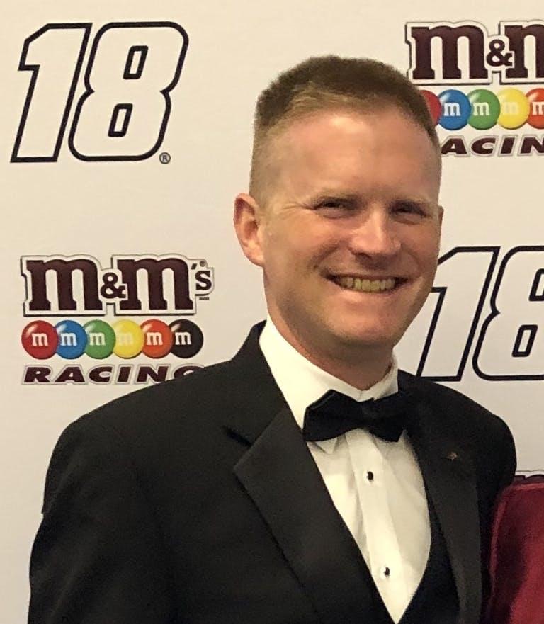 Patrick Cunnup - Joe Gibbs Racing