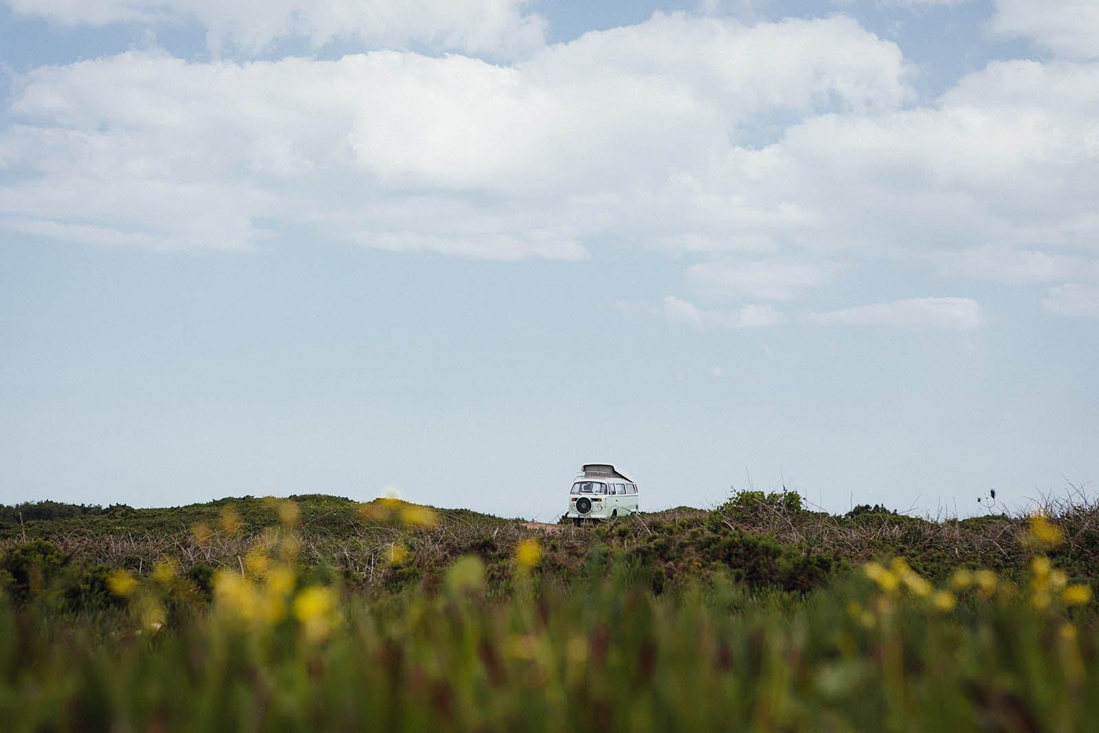 Portugal acampada libre y entorno natural.
