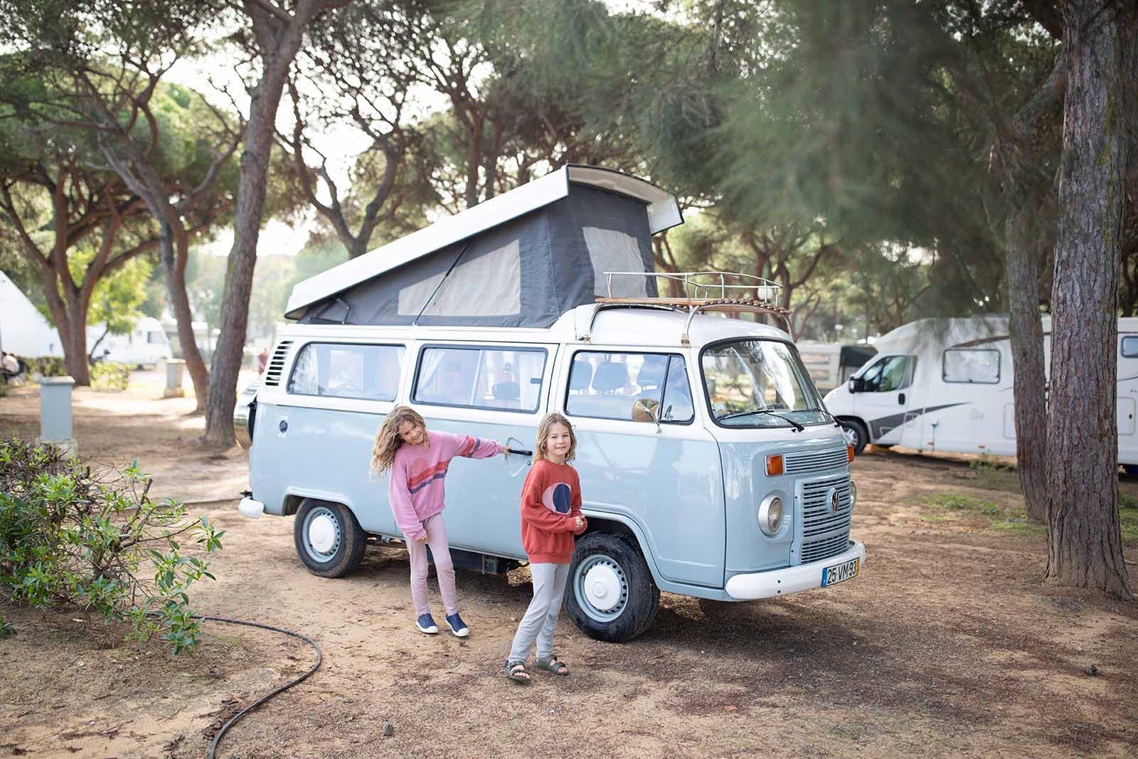 Soluciones alternativas a la acampada libre en Portugal.