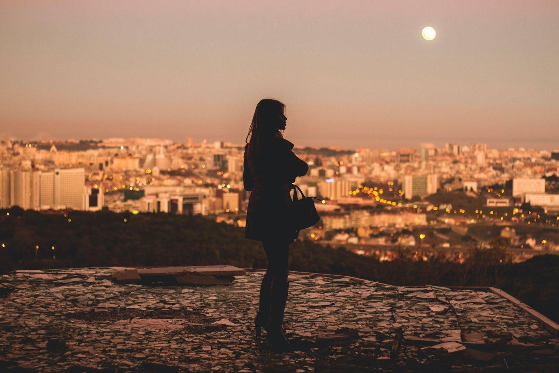 Panorâmico de Monstanto is one of Lisbon's top sunrise & sunset locations.