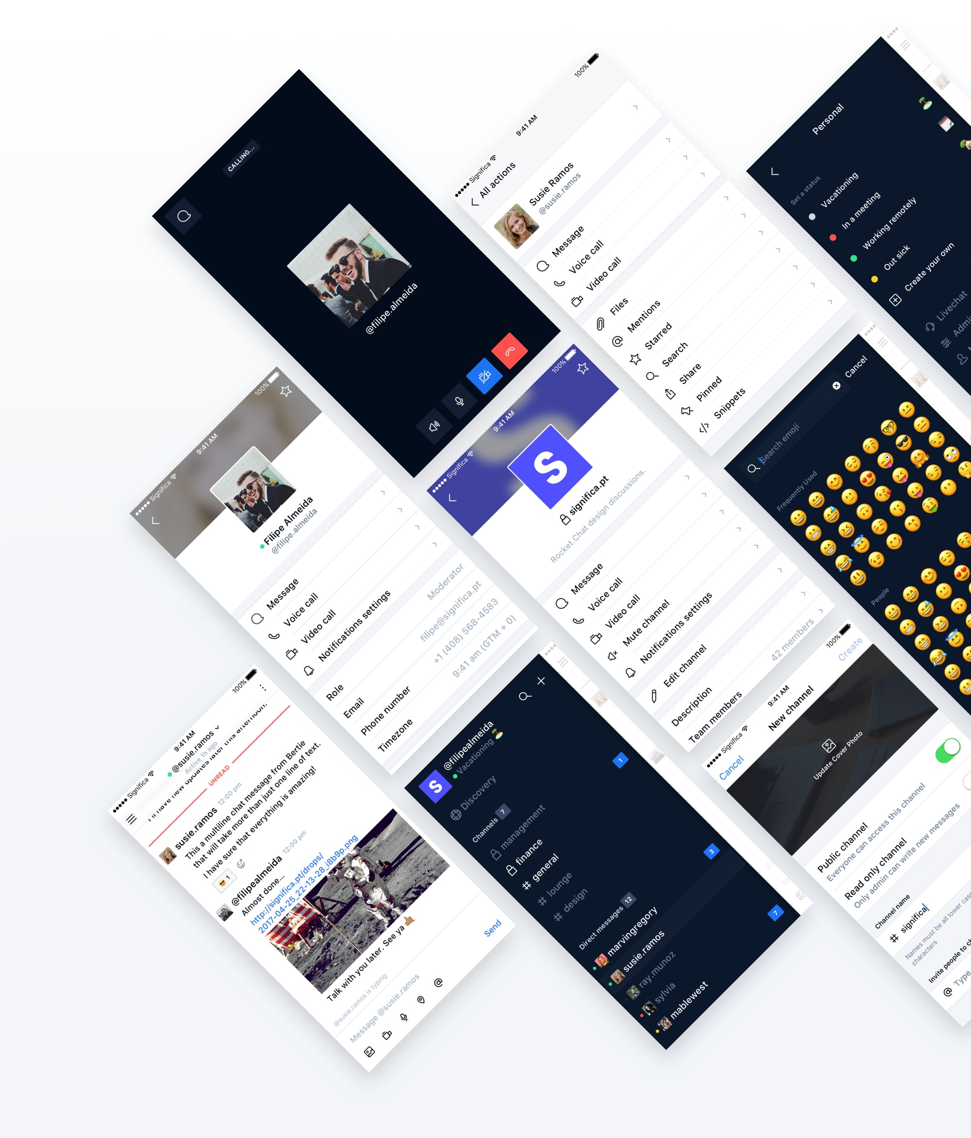 Rocket.Chat iOS App