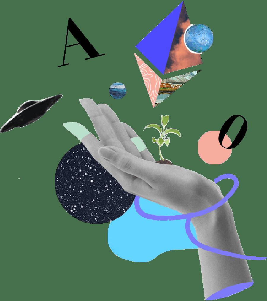 AKASHA UFO Hand
