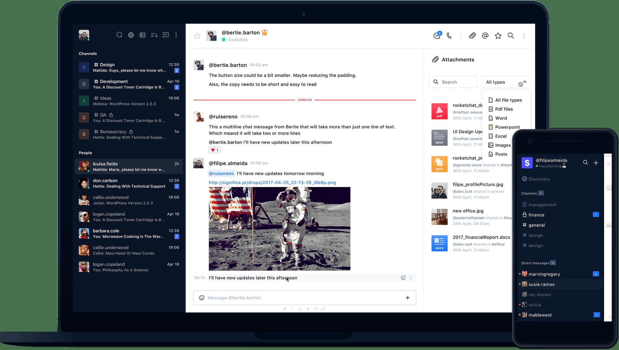 Rocket.Chat Platform