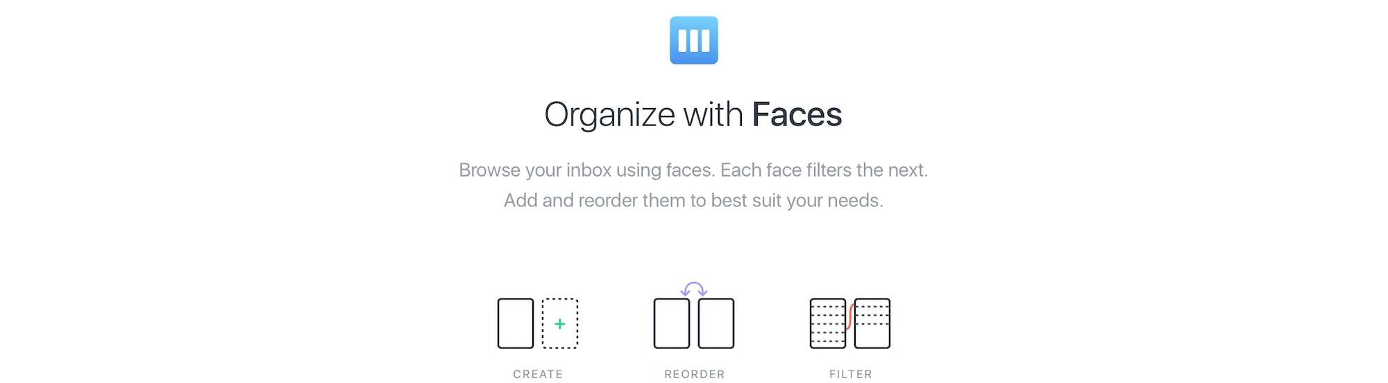 Mailcube Faces
