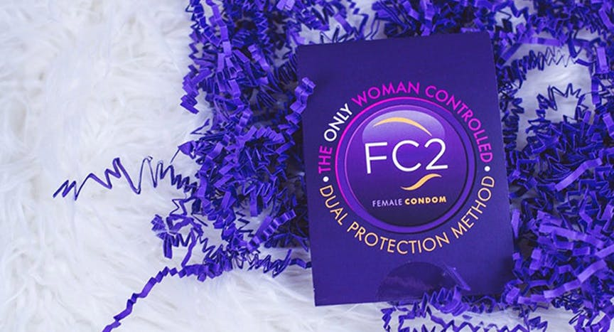 FC2 internal (female) condom