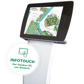 Eine neue Generation des Outdoor Touch Displays