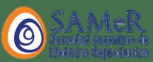 Logo de Sociedad Argentina de Medicina Reproductiva