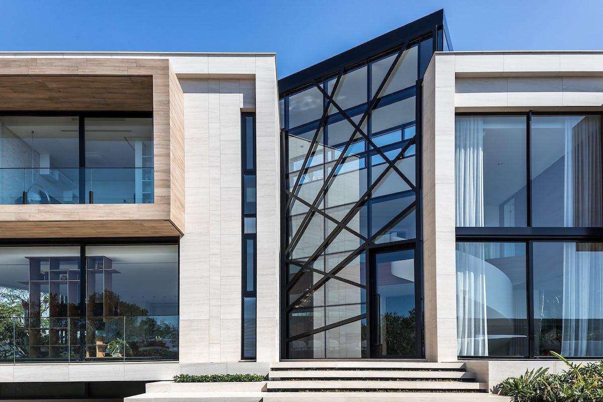fachada limestone vermont Eliza Schuchovski