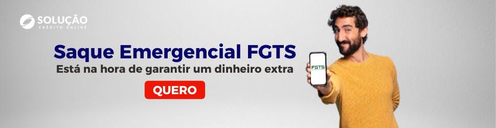 Saque FGTS