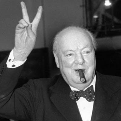 Winston Churchill - an illustrious life