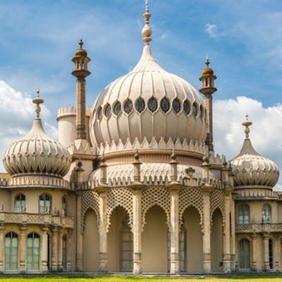 Brighton Pavilion - Regency oriental opulence on the south coast