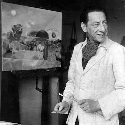 Paul Nash - surrealist landscape war artist