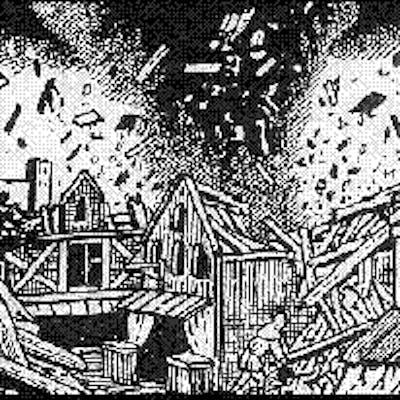 London's 1091 tornado - destroying a bridge, churches and 600 homes