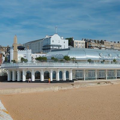 Ramsgate's impressive Royal Victoria Pavilion