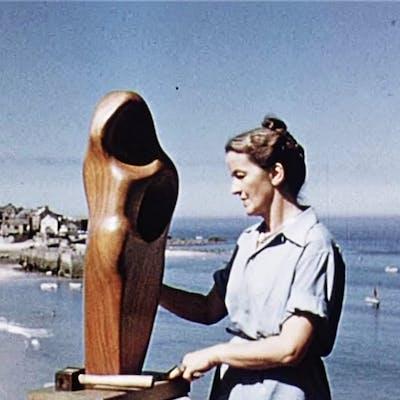 Shaping art - modernist sculptor Barbara Hepworth