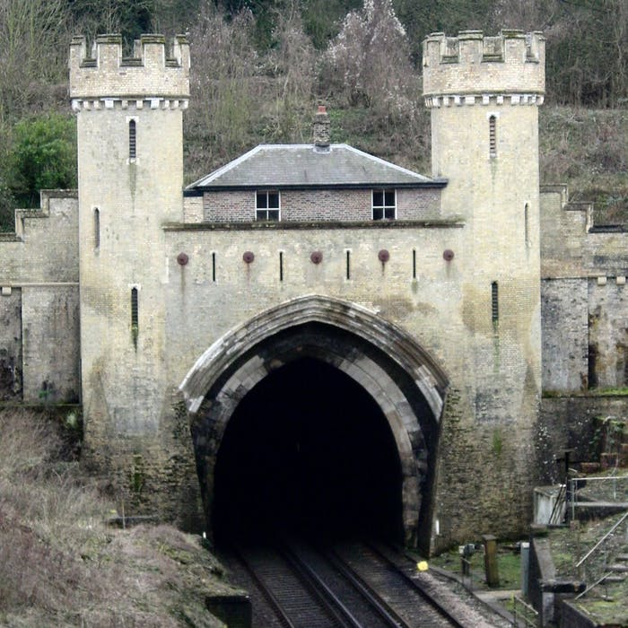The dramatic and tragic Clayton Tunnel