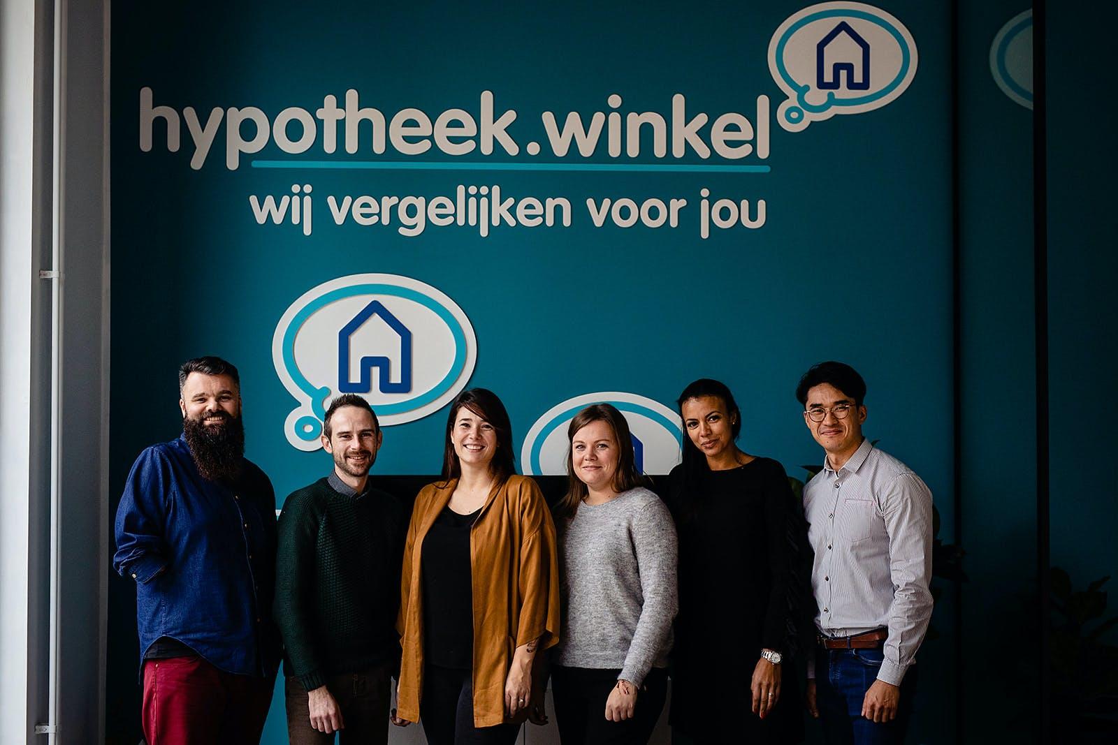 hypotheek.winkel team