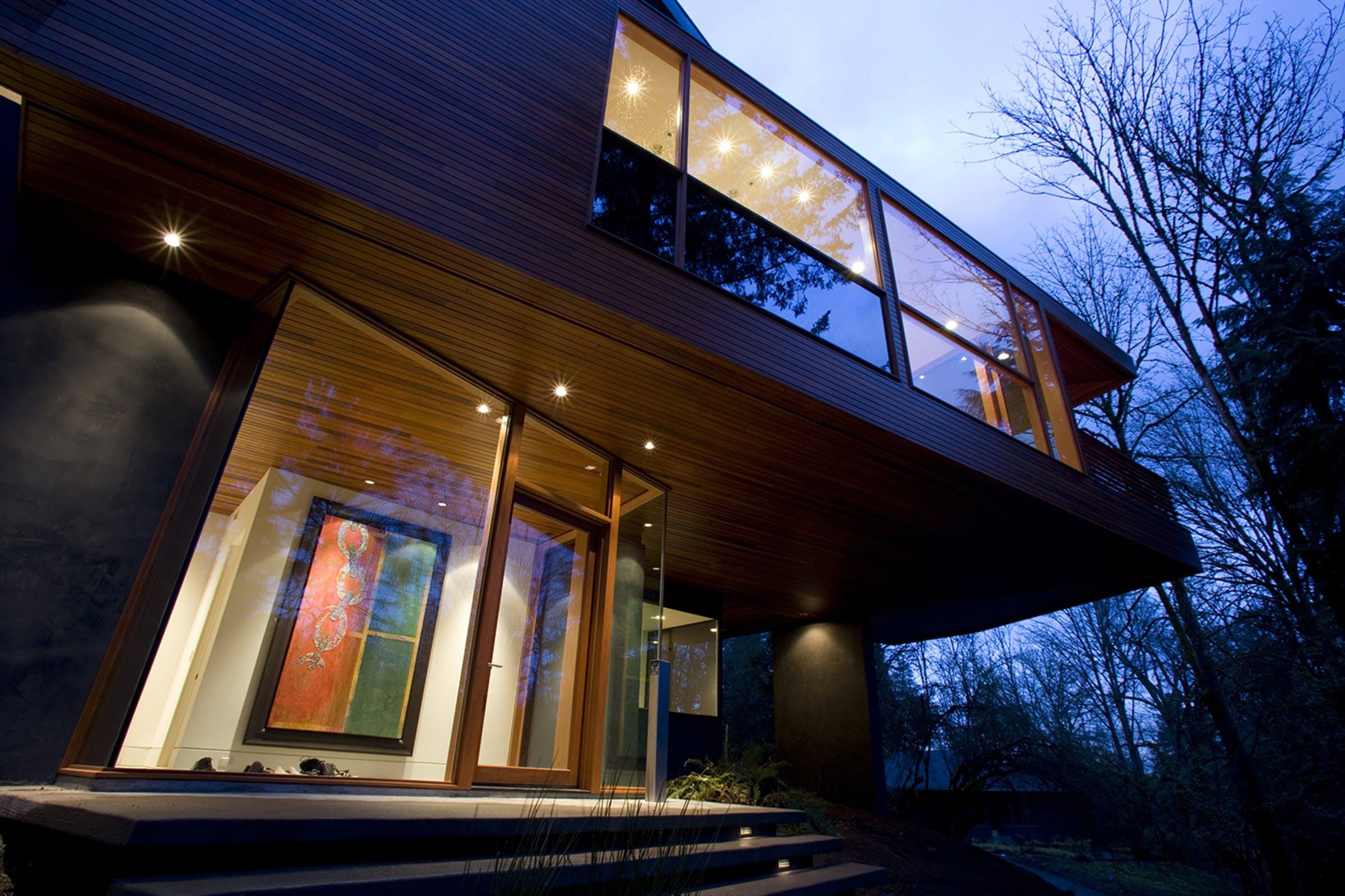 Hoke House Skylab Architecture