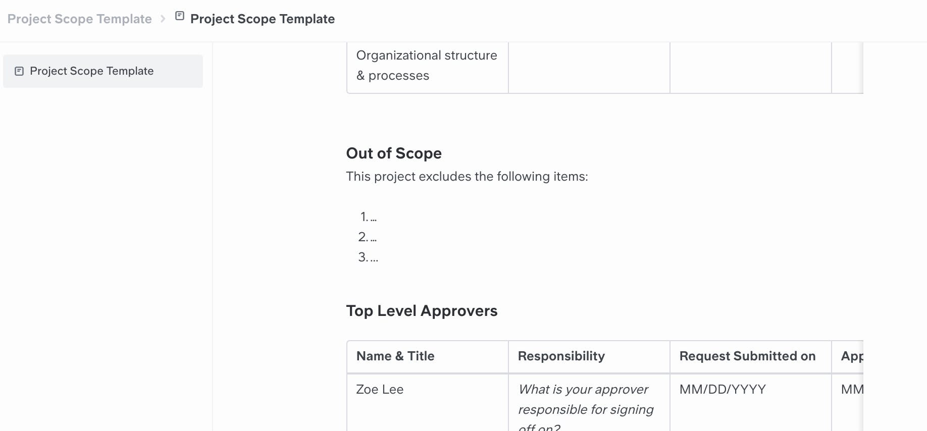 what is a project scope how to write it in 6 easy steps