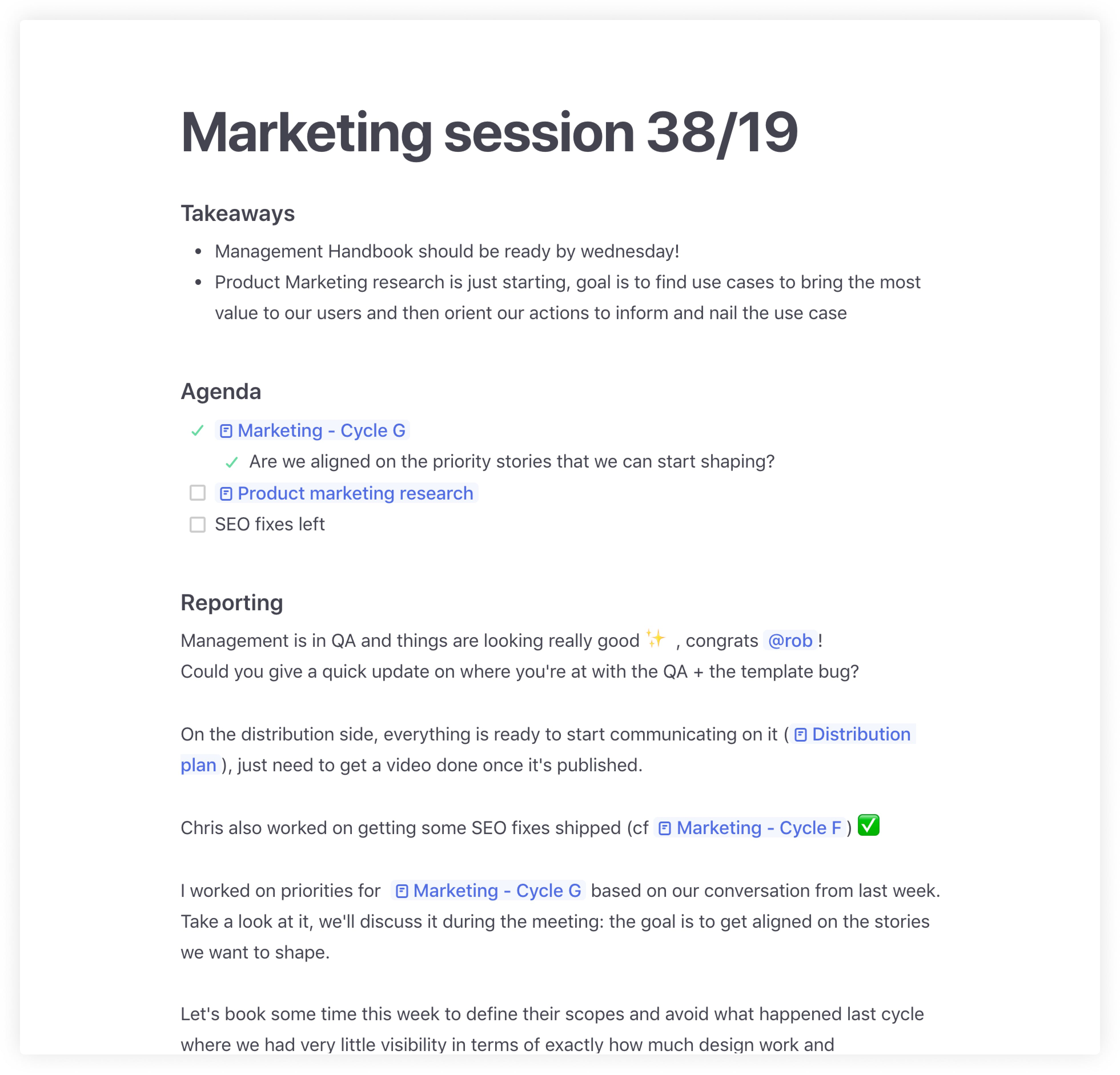 Meeting Summary Template from images.prismic.io