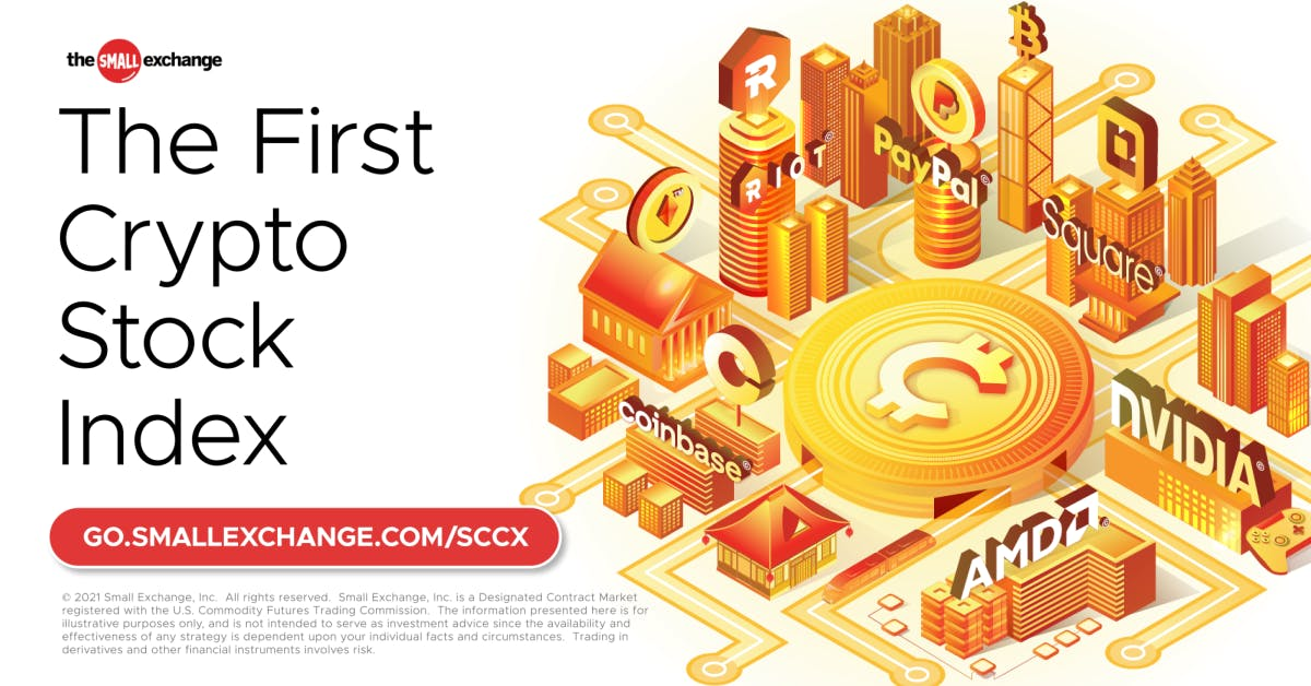The First Crypto Stock Index