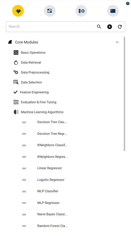 List of models