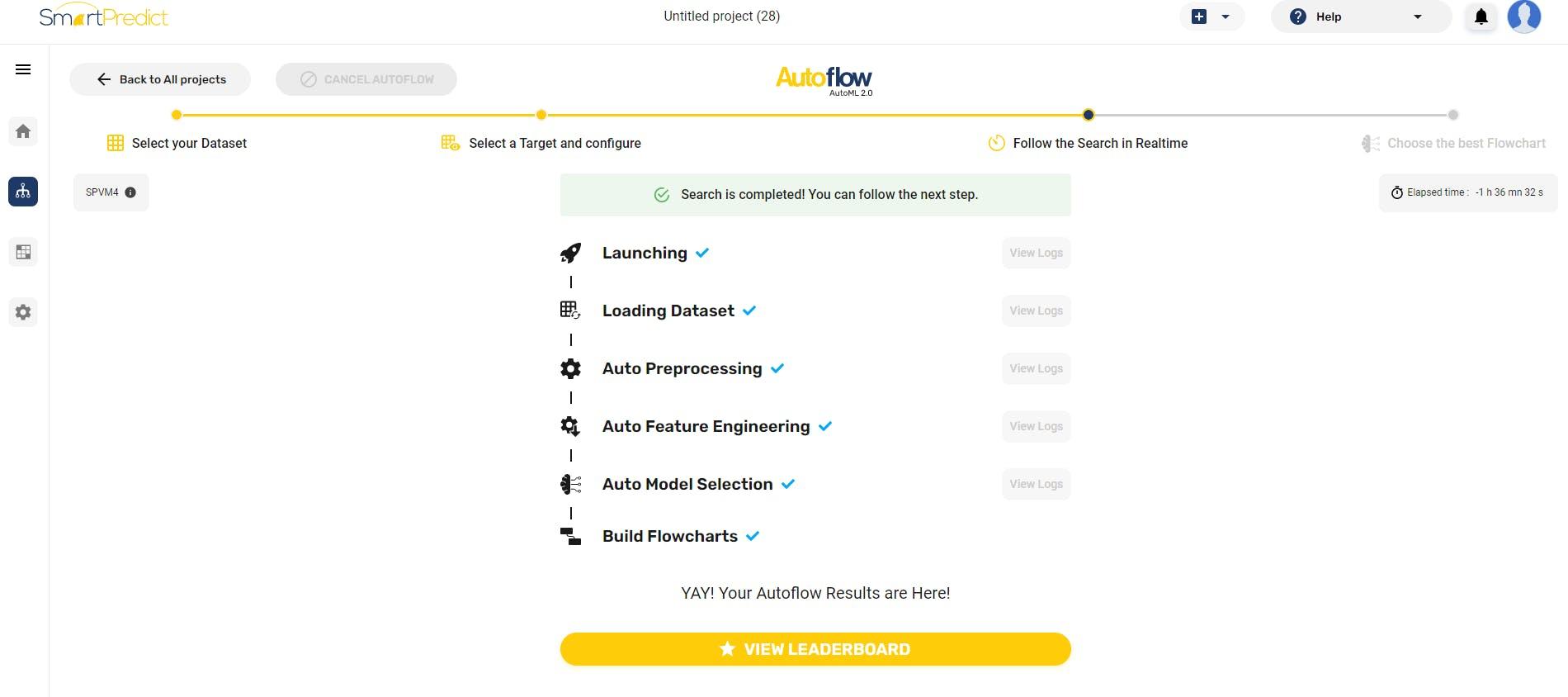 Process SmartPredict Autoflow