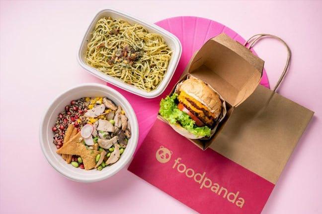 foodpanda 新用戶憑中銀信用卡簽賬並輸入優惠碼即可享$50折扣優惠