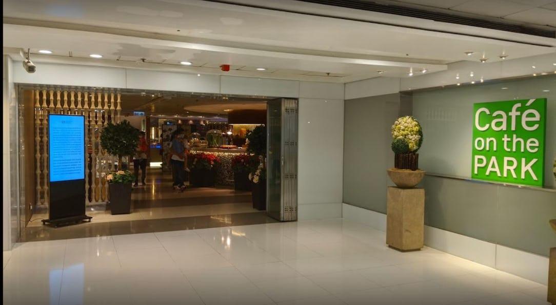 Café on the PARK - 皇家太平洋酒店8折優惠