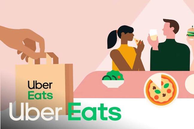 DBSX Uber Eats限時優惠-單一簽賬淨額滿$100或以上可享$50即時折扣