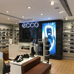 滙豐信用卡ECCO正價鞋履及手袋9折