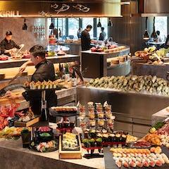 ALVA House - 帝逸酒店 自助午餐、自助晚餐全時段及自選食品82折優惠(適用於星期一至星期五)
