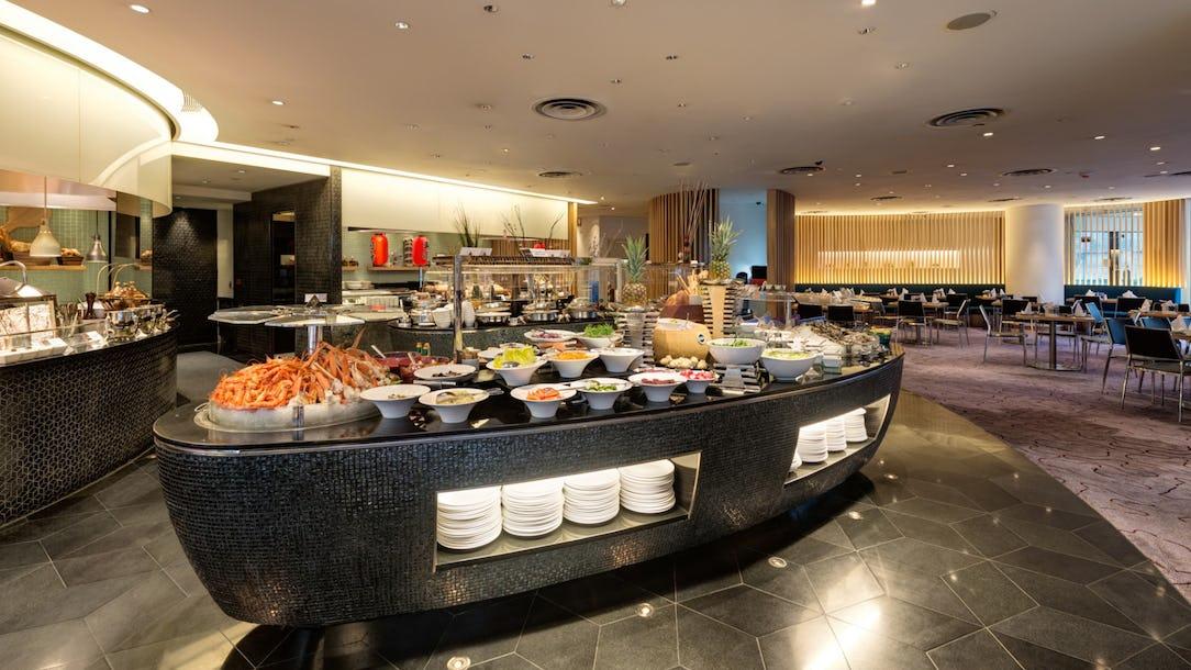恒生信用卡諾富特世紀酒店Le Café咖啡廳自助餐85折
