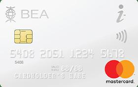 東亞銀行i-Titanium卡(學生卡)