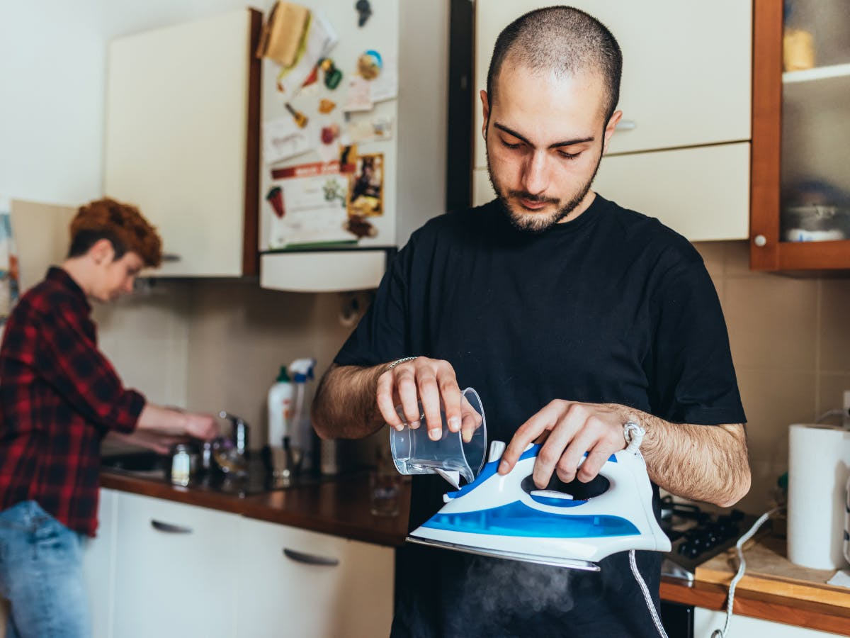 household duties