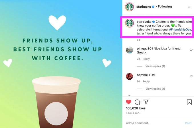 The Complete Guide To Writing Instagram Captions Free Templates