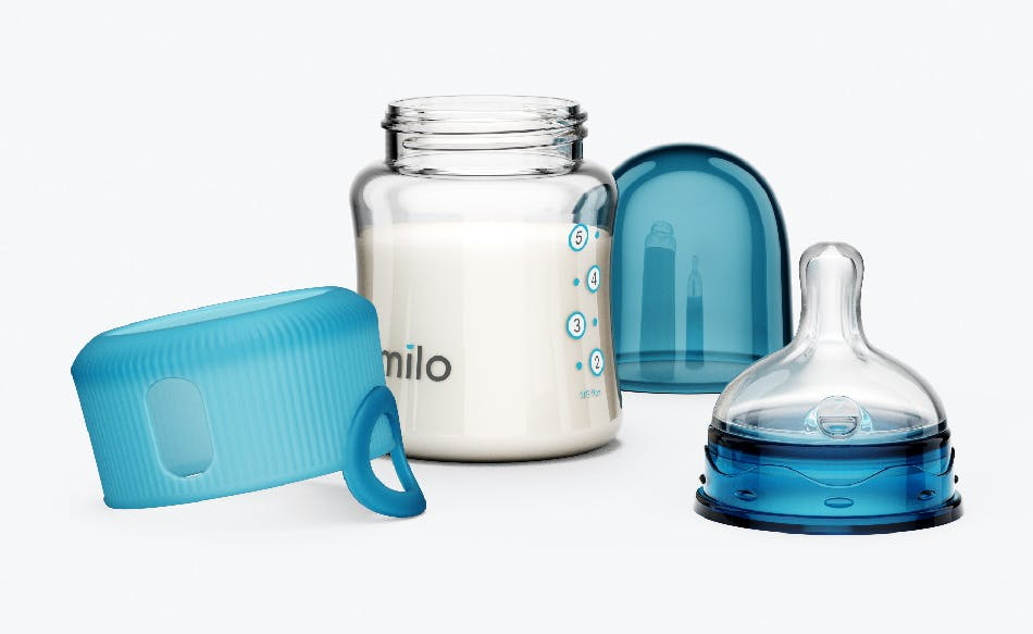Construction & Material Science of the Smilo Bottle