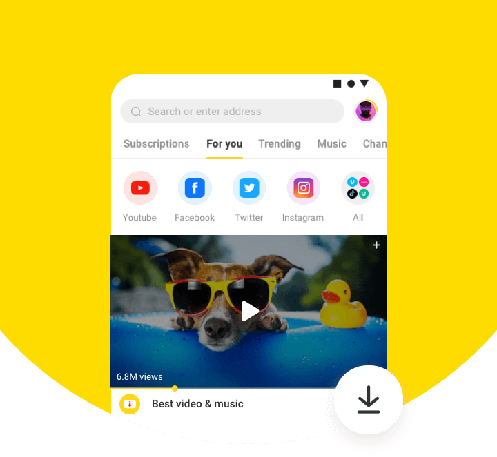 how to download snaptube on computer