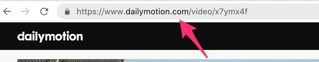 how to download dailymotion videos