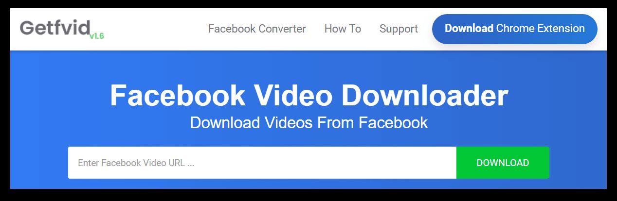 best facebook downloaders