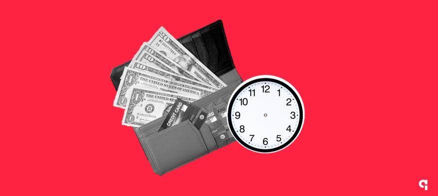 Serviço financeiro voltando ao passado