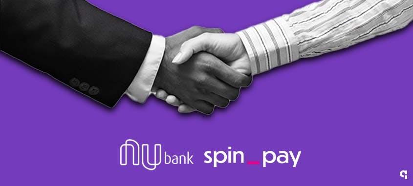 nubank compra spin pay