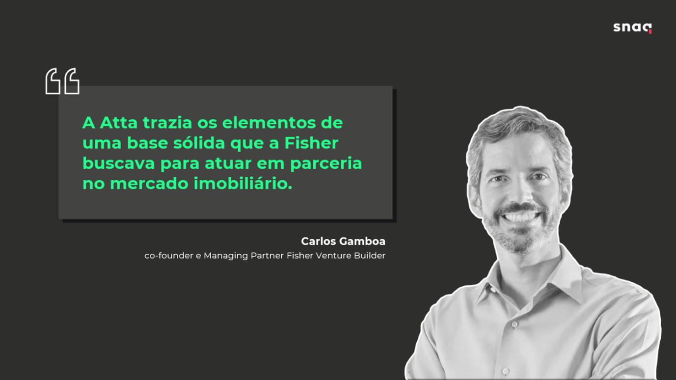 Carlos Gamboa comenta sobre atuação da Fisher na Atta