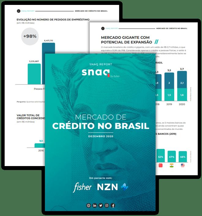 report mercado de crédito no brasil relatório
