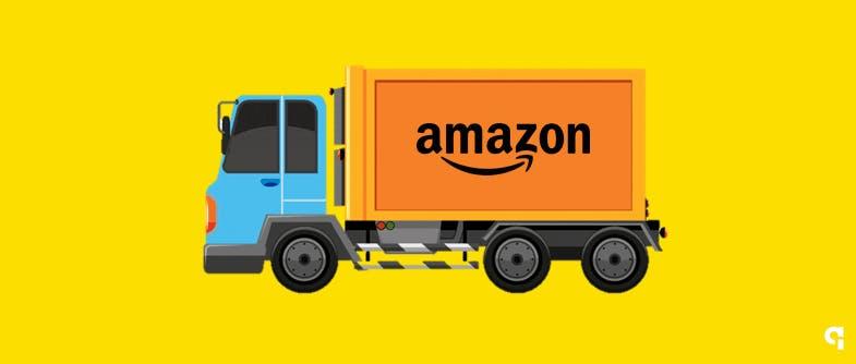 Amazon investe na logistica brasileira