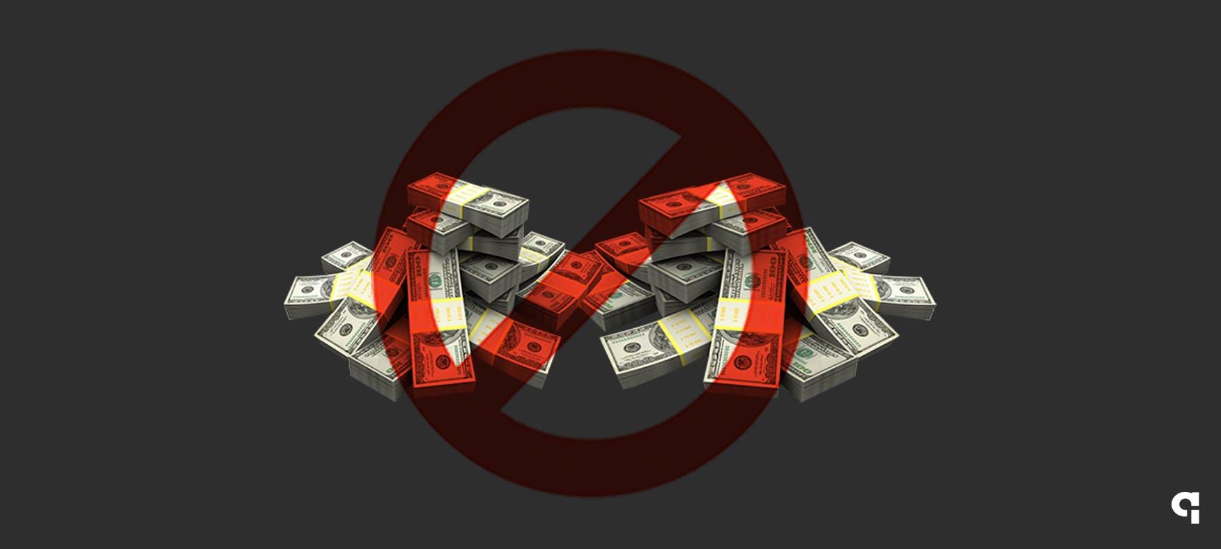 Bigtechs suspendem contribuição ao governo americano