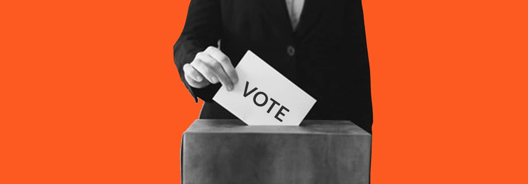 Eleição americana recebe doação