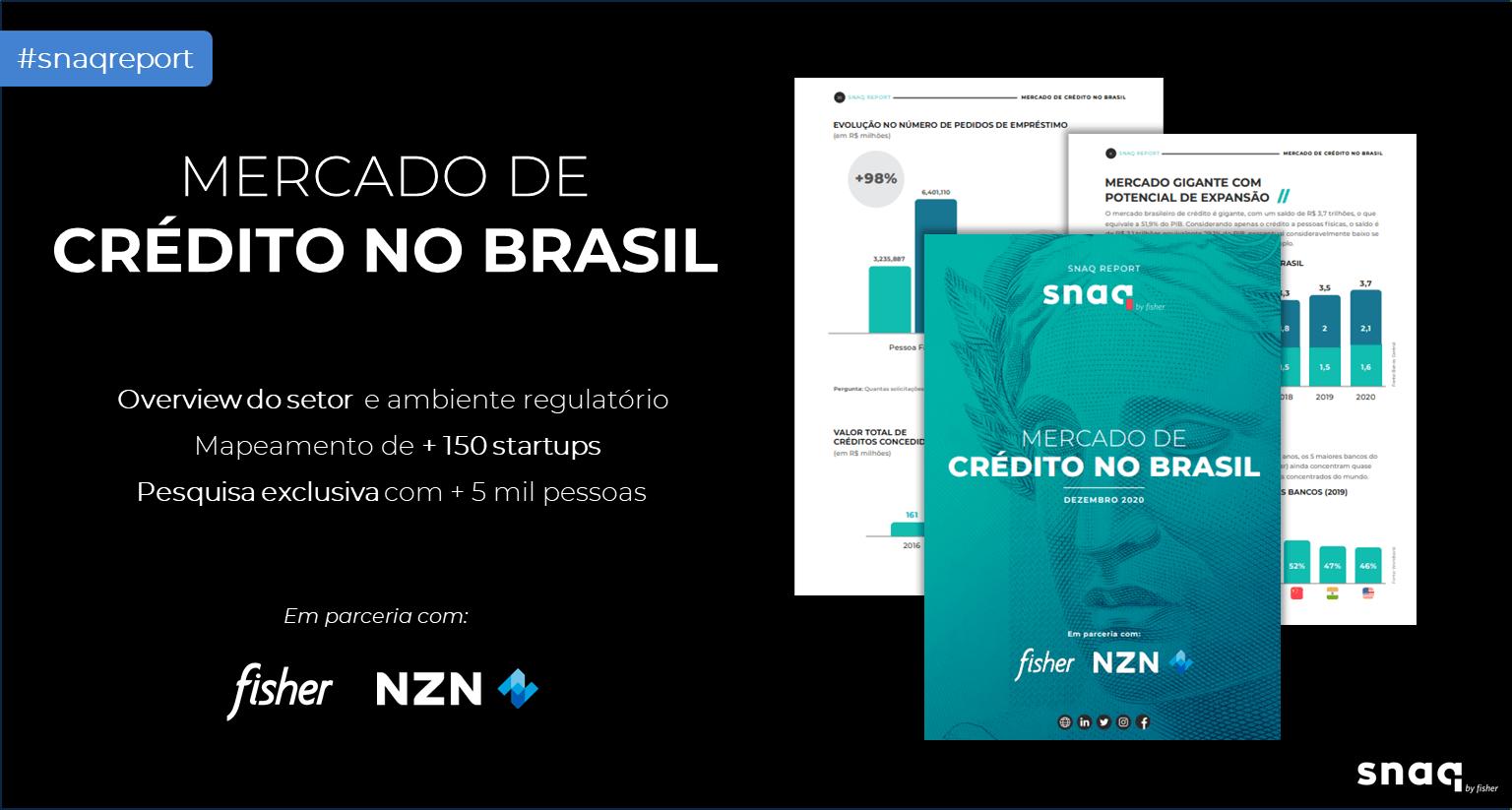 mercado de crédito no brasil