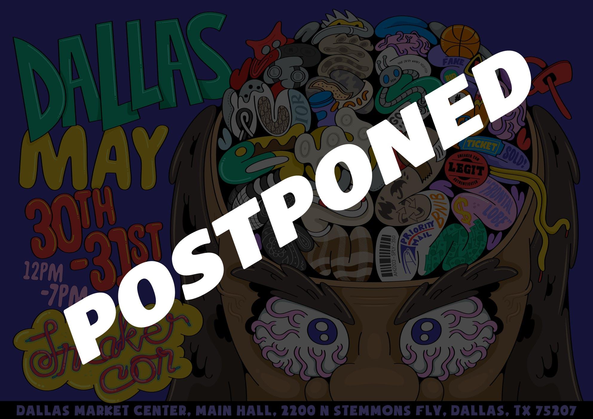 Sneaker Con Dallas