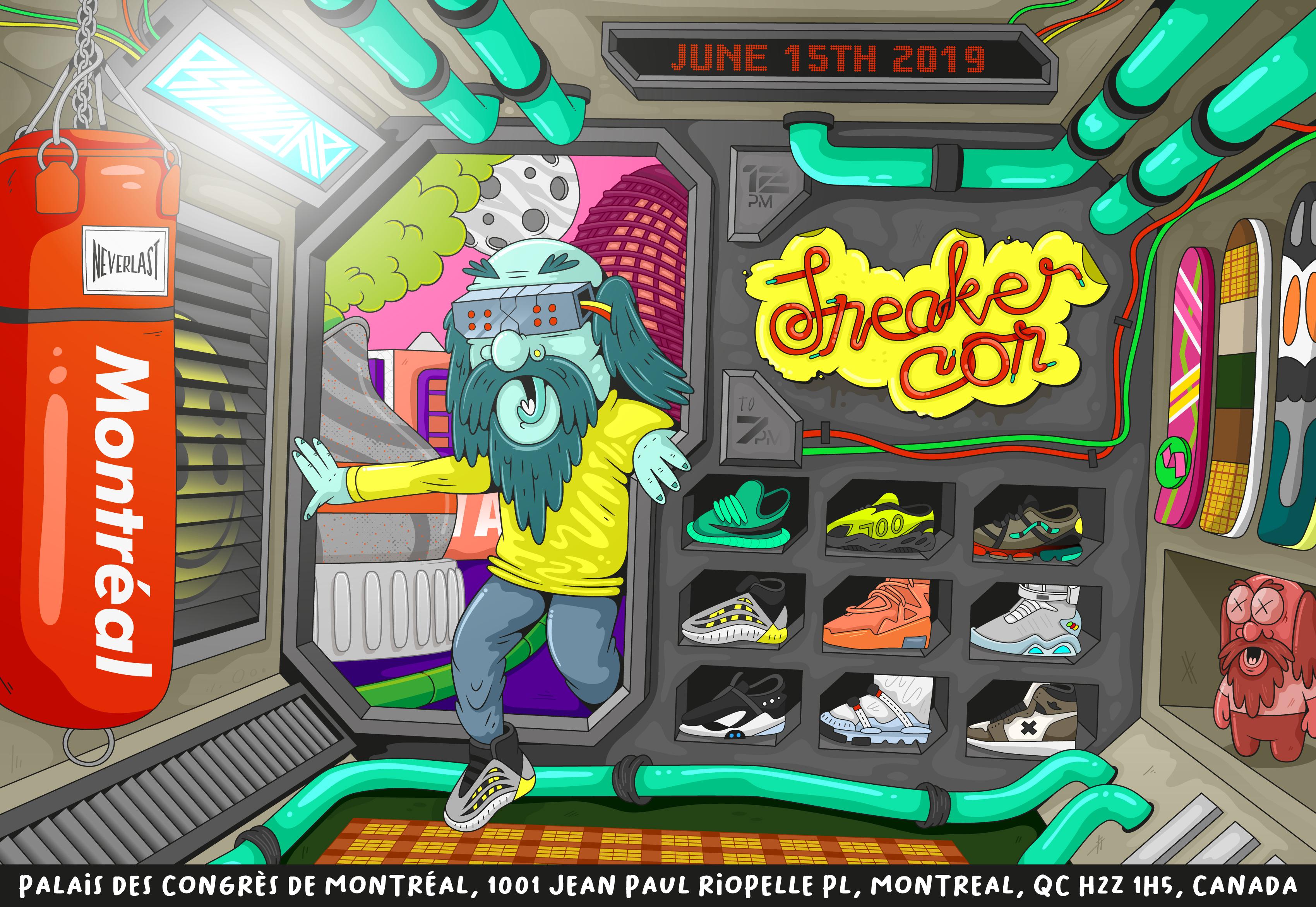 Sneaker Con - Events